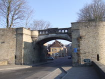 Lille Gate, Ypres - countrybagging.com