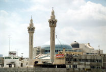 Main Mosque, Amman - www.countrybagging.com