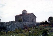 Chapel in the Troodos - www.countrybagging.com