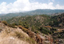 Troodos Mountains - www.countrybagging.com