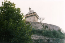 Foix Castle - www.countrybagging.com