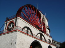 The Laxey Wheel - www.countrybagging.com