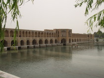 Bridge in Isfahan - www.countrybagging.com