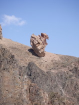 Spaceship, Charyn Canyon - www.countrybagging.com