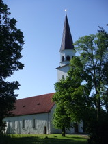 Sigulda Church - www.countrybagging.com