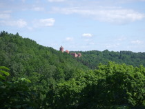 The Sigulda Valley - www.countrybagging.com