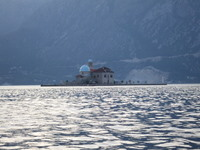 Our Lady of the Rock, Perast - www.countrybagging.com