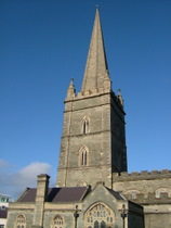 Derry Cathedral - www.countrybagging.com