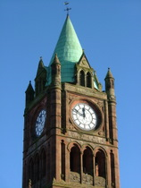 Derry City Hall - www.countrybagging.com