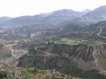 Colca Canyon - www.countrybagging.com