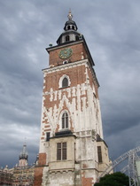 Town Hall Tower, Kraków - www.countrybagging.com