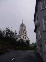 Torshavn Church - www.countrybagging.com
