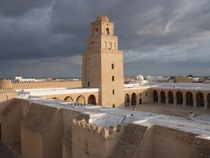 Kairouan Mosque - www.countrybagging.com