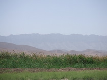 Turkmenistan countryside - www.countrybagging.com