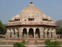 Humayun's Tomb, New Delhi - countrybagging.com