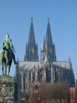 Koln, Germany - countrybagging.com