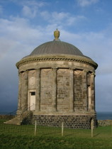 The Mussenden Temple - countrybagging.com